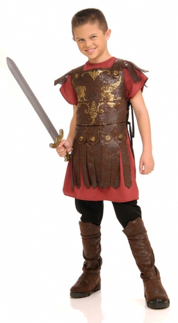 Gladiator Children's Halloween Costume