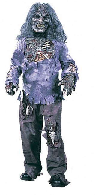 Complete Zombie Children's Halloween Costume