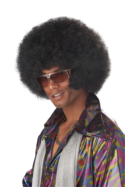 70s Disco Afro Chops