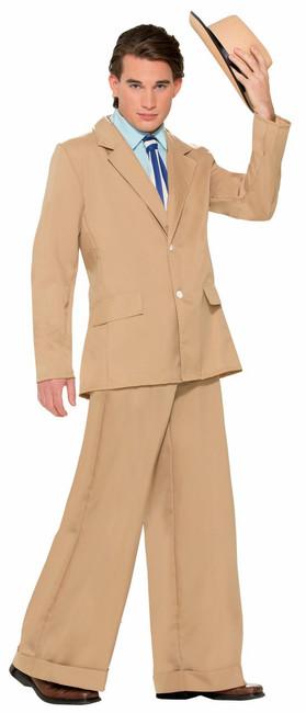 Roaring 20s Gold Coast Gentleman Suit