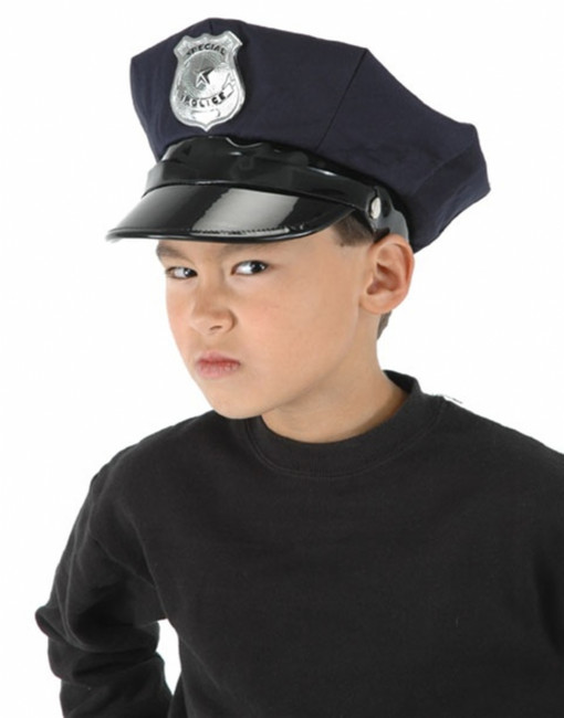 Kids Playtime Police Hat