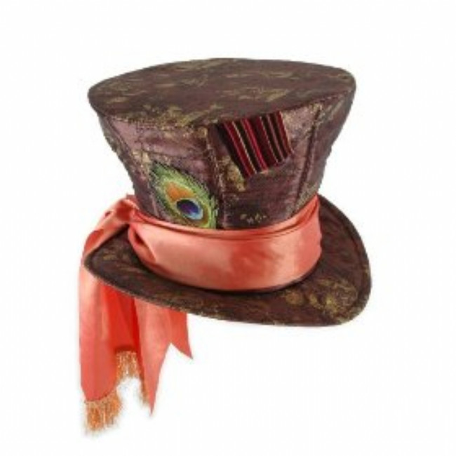 Madhatter Alice In Wonderland Small Size Top Hat
