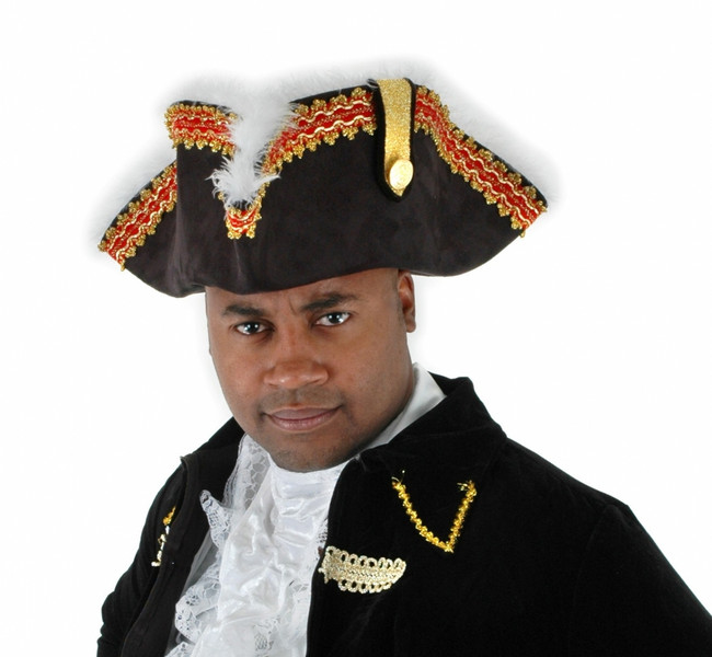 Gov'nah Pirate Tricorn