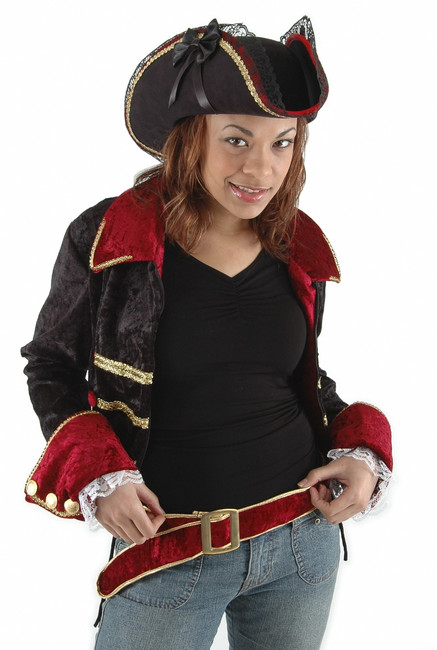 Lady Buccaneer Pirate Hat