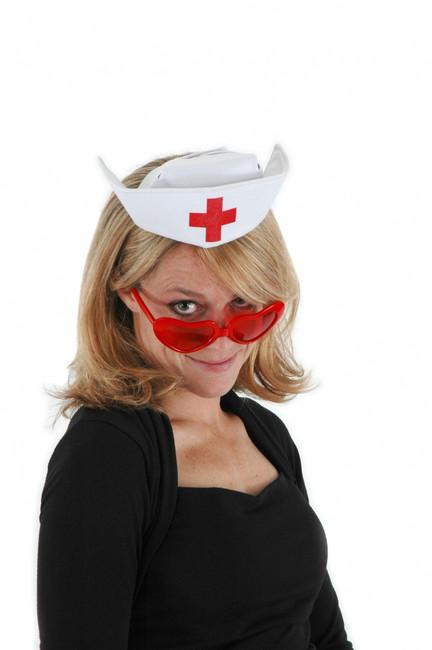 Mini Nurse Costume Hat