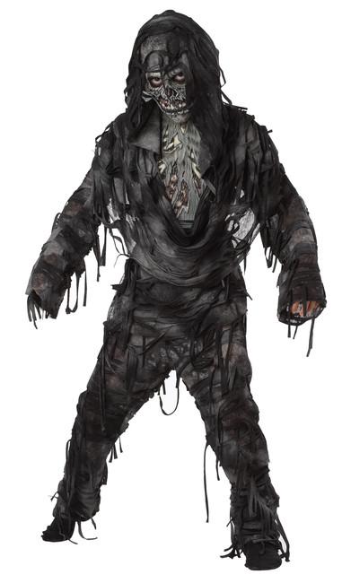 Rotten to the Core Zombie Skeleton Halloween Costume