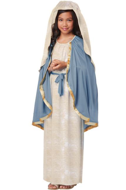 The Virgin Mary Girls Nativity Costume