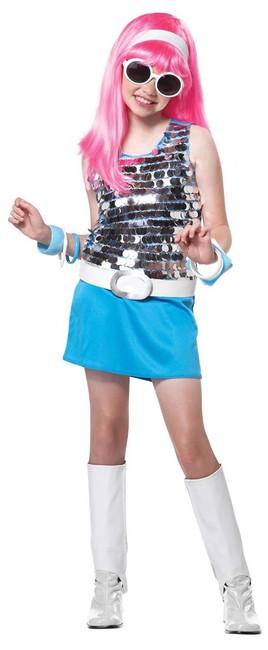 Go Go Girl 60s Costume