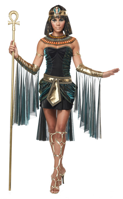 Egyptian Goddess Deluxe Cleopatra Costume