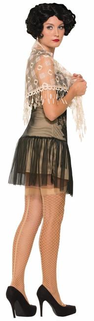 Roarin 20s Lace Shawl