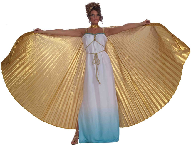 Gold Wing Isis Wing Cape