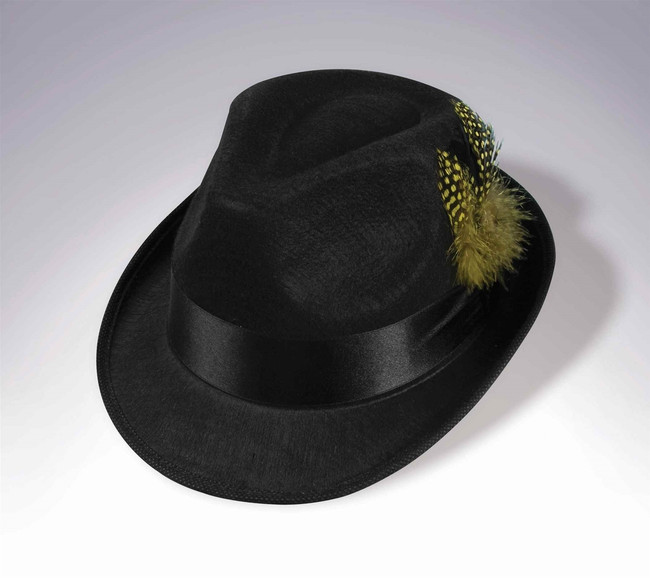 Hip Hop Fedora Hat