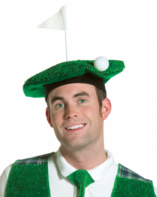 Hole in One Scottish Golfer Hat