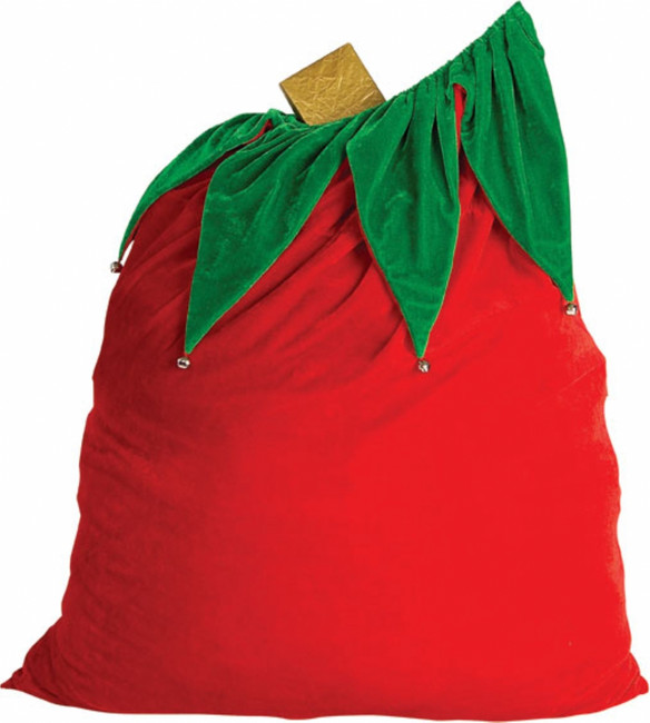 Santa Sack with Bells