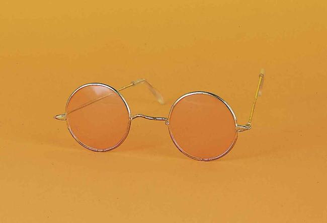 Green Hippie John Lennon Glasses