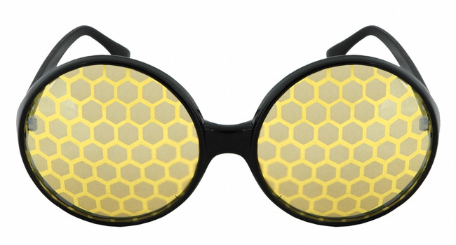 Fly or Mosquito Bug Eye Glasses
