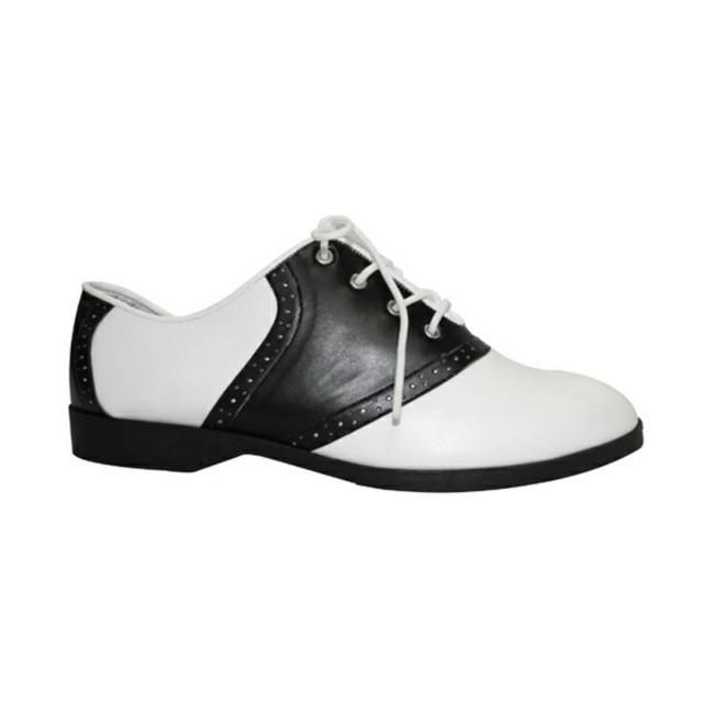 50s Sock Hop Costume Saddle Shoes