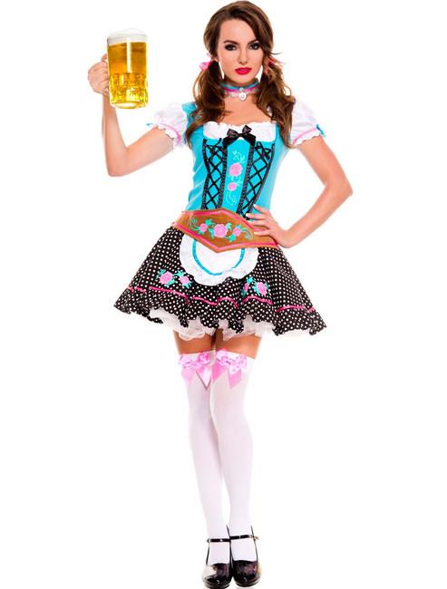 Miss Oktoberfest Dirndl Dress