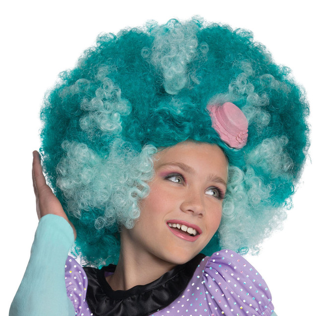 Honey Swamp Monster Child Wig