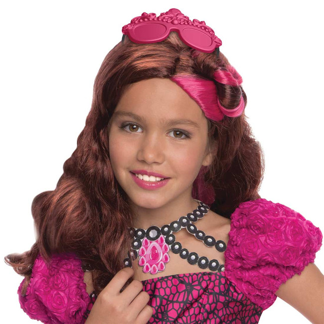 Briar Beauty Child Ever After High Wig