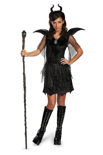 Teen Disney's  Maleficent Costume