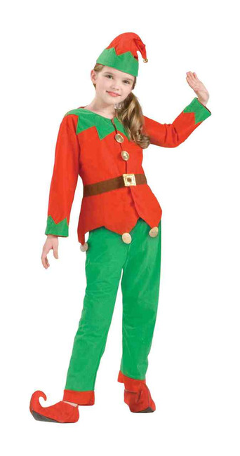 Simply Elf Children's Elf Costume