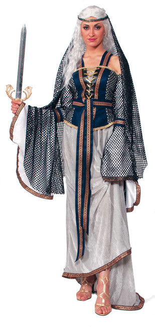 Lady of the Lake Medieval Costume