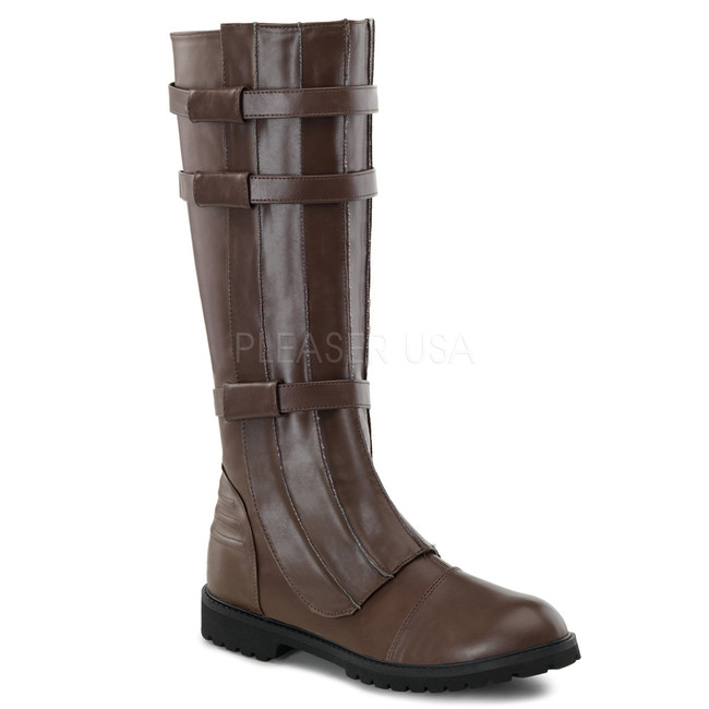 Mens Basic Brown Walker Boots