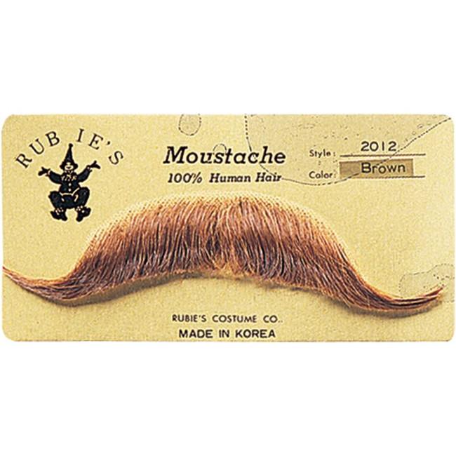 Real Hair European Moustache