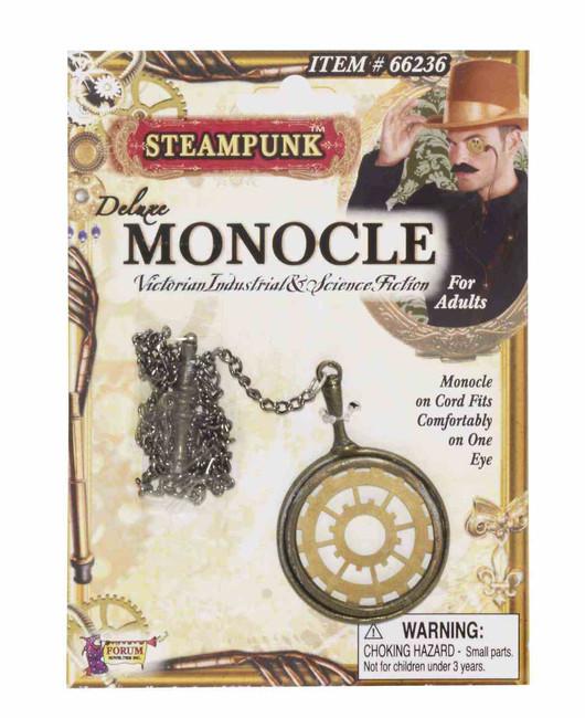 Steampunk Victorian Gear Monocle