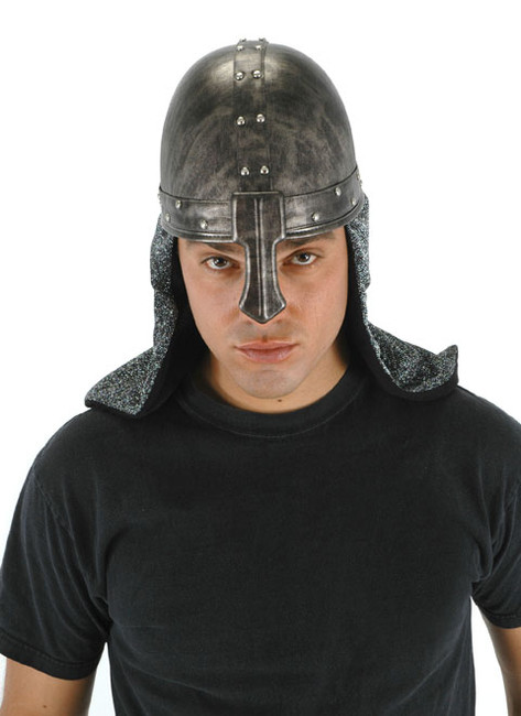 Medival Knight Warrior Helmet Hat