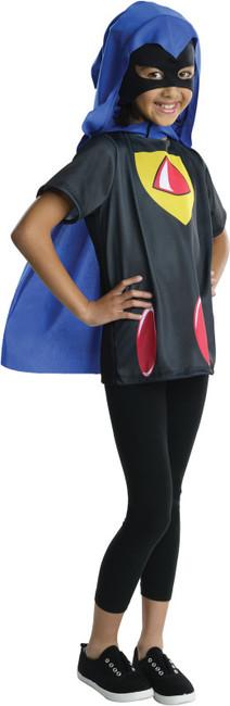 Raven Costume Top Teen Titans Go!