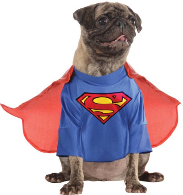 Superhero Superman Pet Costume