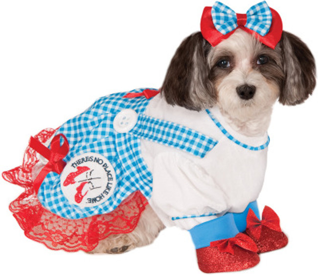The Wizard of Oz Dorothy Pet Costume