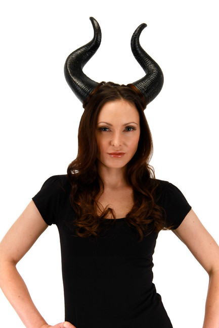 Maleficent Deluxe Fairy Horns