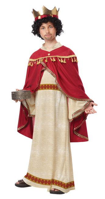 Melchior of Persia Childrenƒs King Costume