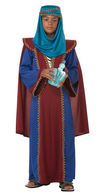 Balthasar King of Arabia Childrenƒs Costume