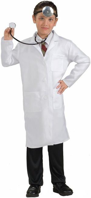 Kids Doctor Lab Coat Costume