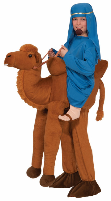 Ride-A-Camel Kids Costume