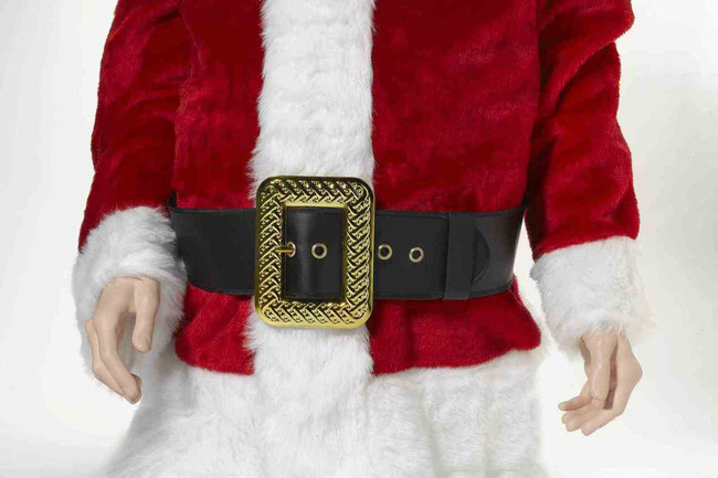 Deluxe Santa or Pirate Belt