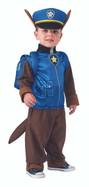 Chase the Police Dog Paw Patrol Costume