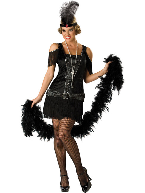 Fabulous Flapper 20s Costume