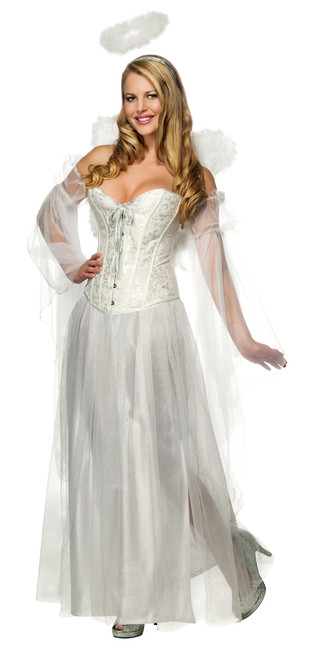 Holy Halos Deluxe Angel Costume