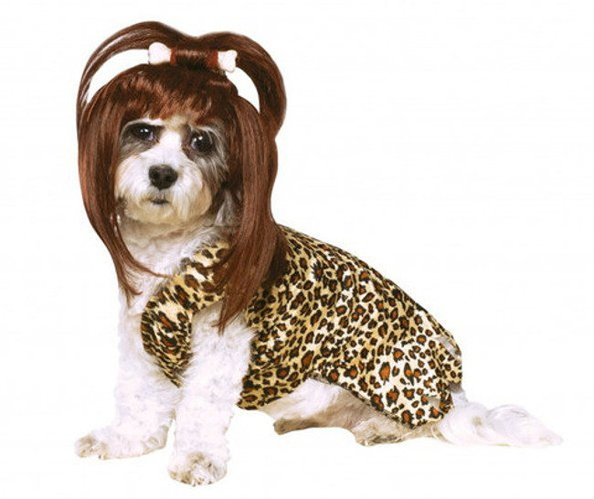 Pet Cave Girl Costume