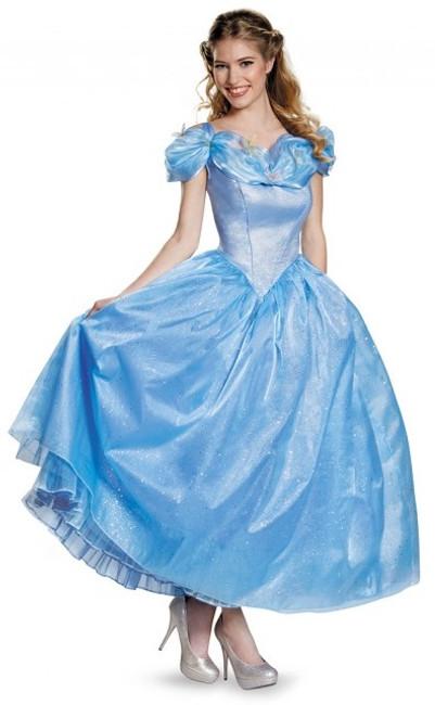 Ladies Plus Cinderella Movie Costume