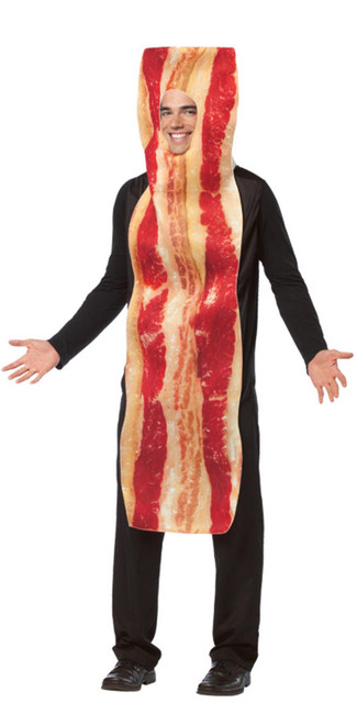 Adult Bacon Strip Costume