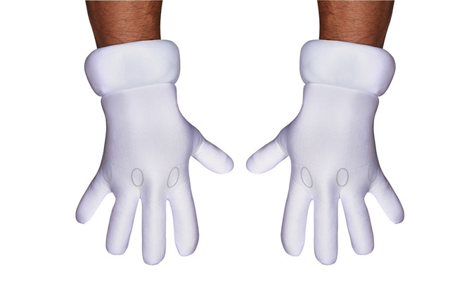 Mario Brothers Child Gloves