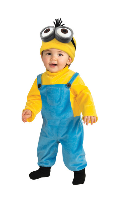 2T Toddler Minions Movie Kevin Minion Costume