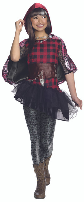 Deluxe Cerise Hood Ever After High Costume