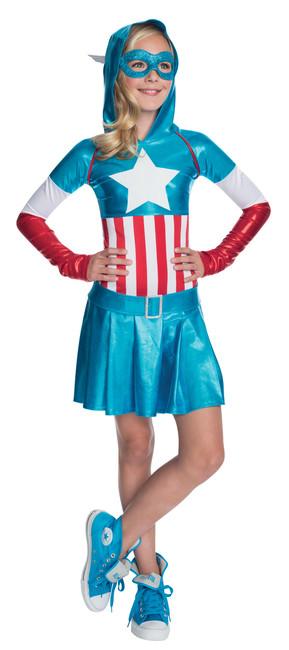 American Dream Girls Glamourous Hoodie Dress